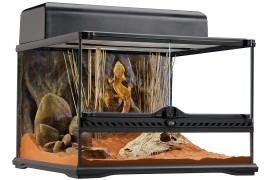 Террариум стеклянный - Exo-Terra Natural Terrarium - 45 x 45 x 30 см (серия Small) - арт.: PT2603
