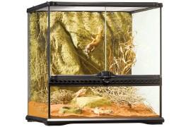 Террариум стеклянный - Exo-Terra Natural Terrarium - 45 х 45 х 45 см (серия Small) - арт.: PT2605