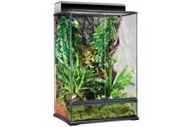 Террариум стеклянный - Exo-Terra Natural Terrarium - 60 x 45 x 90 см (серия Medium) - арт.: PT2608