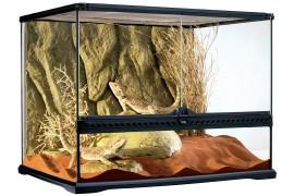Террариум стеклянный - Exo-Terra Natural Terrarium - 60 x 45 x 45 см (серия Medium) - арт.: PT2610