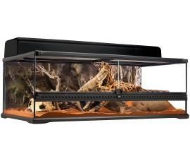 Террариум стеклянный - Exo-Terra Natural Terrarium - 90 x 45 x 30 см (серия Large) - арт.: PT2611
