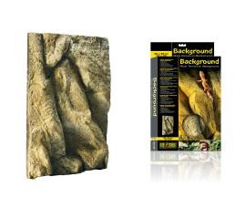 Рельефный фон имитирующий скалы - Exo-Terra Background - 30 x 45 см - арт.: PT2951