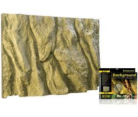 Рельефный фон имитирующий скалы - Exo-Terra Background - 60 x 45 см - арт.: PT2960