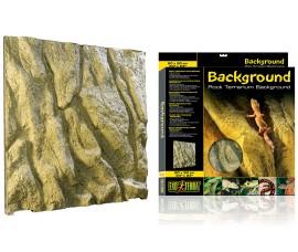 Рельефный фон имитирующий скалы - Exo-Terra Background - 60 x 60 см - арт.: PT2961