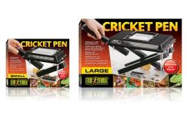Пластиковый контейнер для живого корма - Exo-Terra Cricket Pen (Small) - 18 x 14 x 11 см - арт.: PT2285