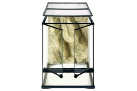 Террариум стеклянный - Exo-Terra Natural Terrarium - 45 x 45 x 60 см (серия Small) - арт.: PT2607