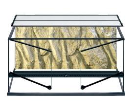 Террариум стеклянный - Exo-Terra Natural Terrarium - 90 x 45 x 45 см (серия Large) - арт.: PT2613