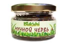Корм консервированный Bukahi - Мучной червь - 40 г