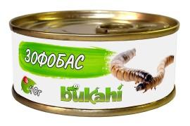 Корм консервированный Bukahi - Зофобас - 40 г