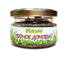 Корм консервированный Bukahi - сверчок домовый / 40 г - арт.: BU-192004