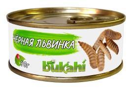 Корм консервированный Bukahi - Чёрная львинка - 40 г