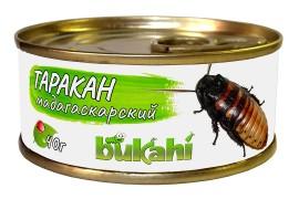 Корм консервированный Bukahi - Мадагаскарский таракан - 40 г