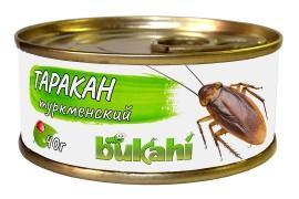 Корм консервированный Bukahi - Туркменский таракан - 40 г