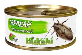 Корм консервированный Bukahi - Мраморный таракан - 40 г