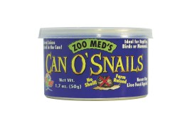 Улитки - Zoo Med Can O' Snails - 50 г - арт.: ZM-49E
