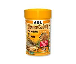 Корм для сверчков и других кормовых насекомых - JBL TerraCrick - 100 мл - 60 г - арт.: 7027100