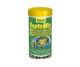 Корм для водных черепах (основной) - Tetra ReptoMin - 100 мл / 26 г - арт.: 139862