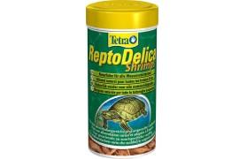 Корм для водных черепах (креветки) - Tetra ReptoDelica Shrimps - 1000 мл / 80 г - арт.: 169265