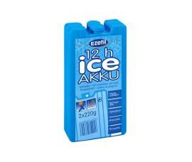 Аккумулятор холода - Ezetil (замороженный, -21°C, в уп. 2 шт. по 220 г, Германия)