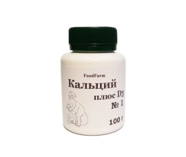 Кальций №1 с витамином D3 - Tecnopharma Italia - 100 г - арт.: IP-0135