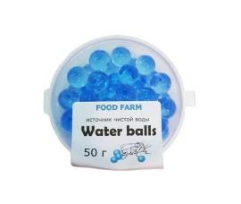 Шарики из питьевого гидрогеля - Food Farm Water Balls - 50 г - арт.: SE-0226