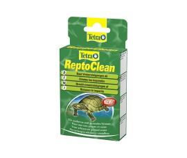 Средство для очищения и дезинфекции воды в акватеррариумах - Tetra ReptoClean - 12 капс. - арт.: 237278