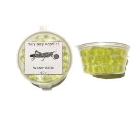 Шарики из питьевого гидрогеля - Territory Reptiles Water Balls - 40 г - арт.: VS-0347