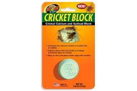 Кальциевый блок для сверчков - Zoo Med Cricket Block - 12,8 г