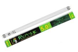 Люминесцентная лампа с УФ для тропических террариумов - Lucky Herp UVB 5.0 - 15 Вт, T8, 45 см
