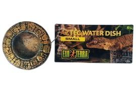 Кормушка-поилка - Exo-Terra Aztec Water Dish - Small, 7 x 2,5 см